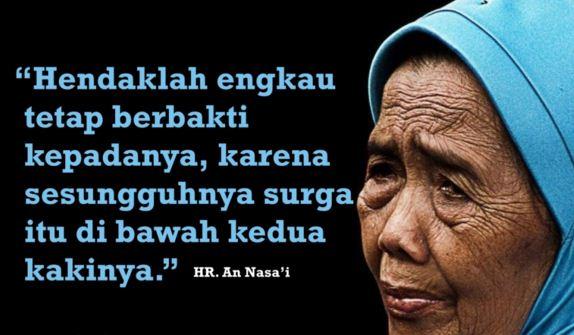 sayang ibu