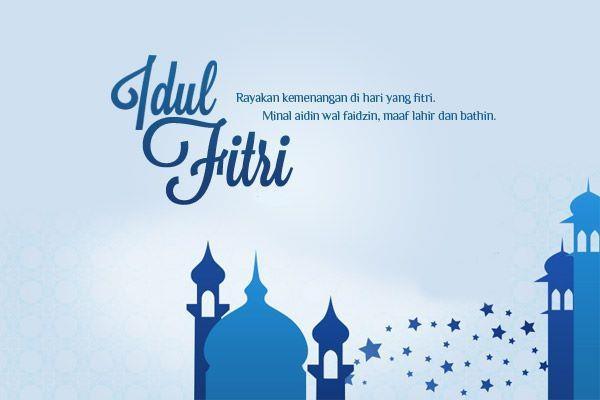 Kumpulan Kata Ucapan Lebaran 2018 Idul Fitri 1439 H