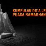 Doa Puasa Ramadhan Hari ke-1 sampai Hari ke-30 Lengkap