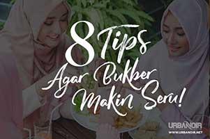 Mau buat acara BukBer? Coba 8 tips ini supaya makin seru Acaranya