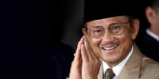 Kata-kata Mutiara Almarhum BJ Habibie yang Menginspirasi